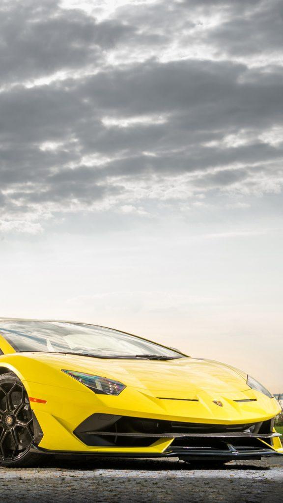 2019 lamborghini aventador svj front 7k 720x1280 1 576x1024 - Fondos de Pantalla de Lamborghini