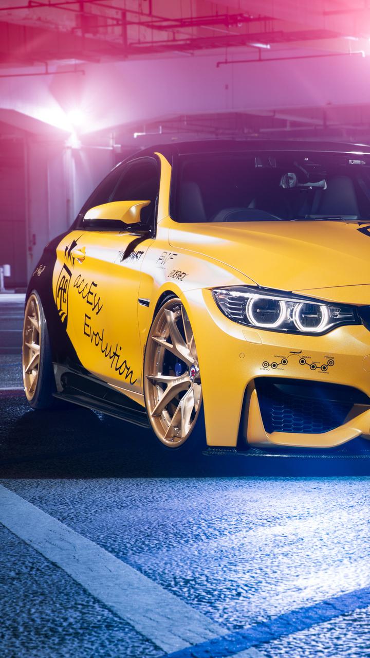 bmw m4 automotive design v5 720x1280 1 - Fondos de pantalla de Coches Deportivos
