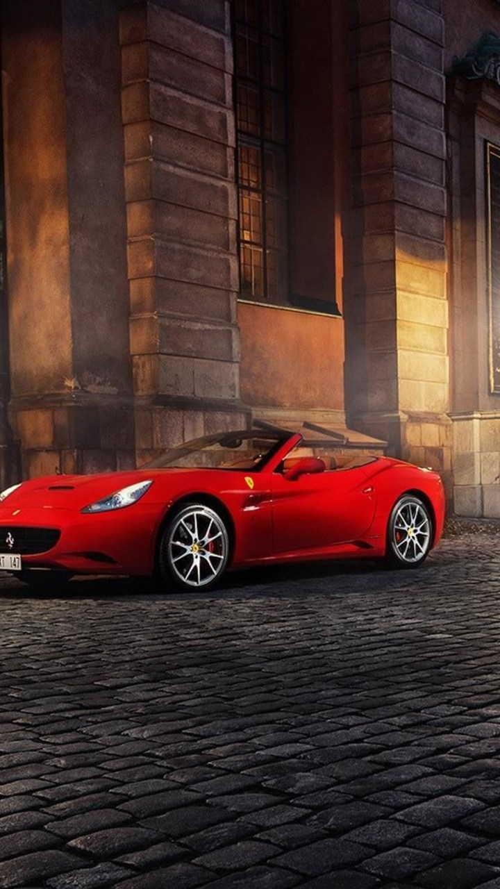 ferrari italia 458 street 720x1280 - Fondos de pantalla de Ferrari