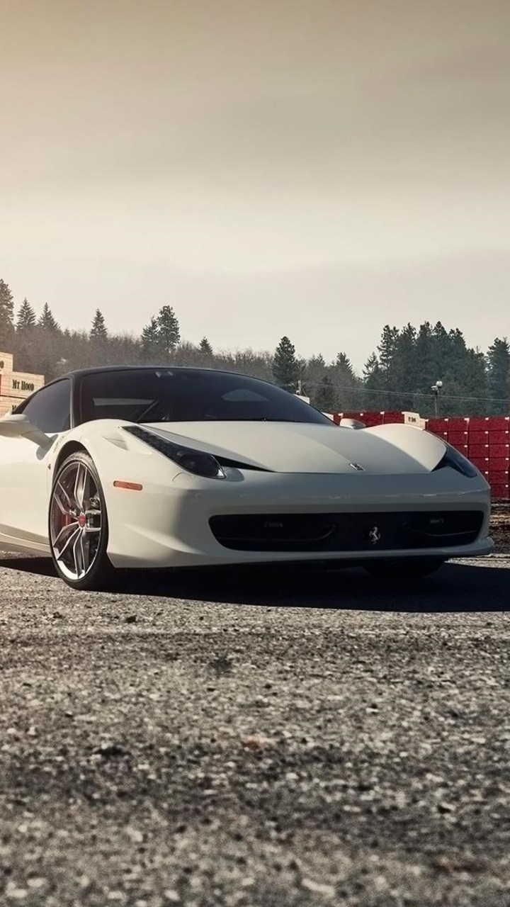 ferrari italia 458 vorsteiner 720x1280 - Fondos de pantalla de Ferrari