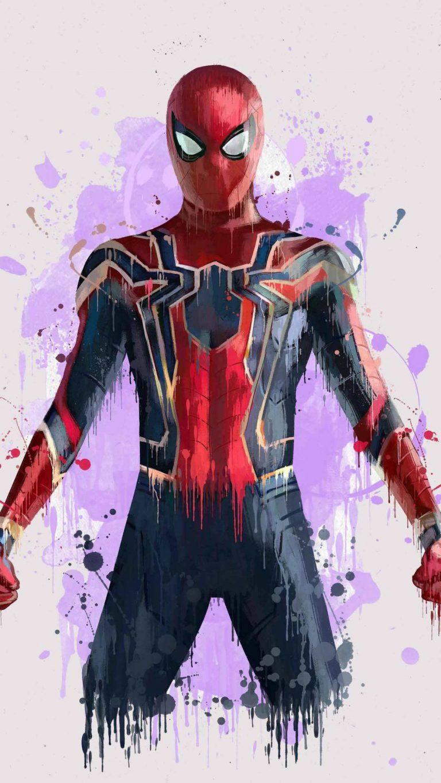 spiderman d05ffb58 d837 4179 860a 4ae247b12bf8 768x1365 - Pack de Fondos de pantalla Spiderman para celular