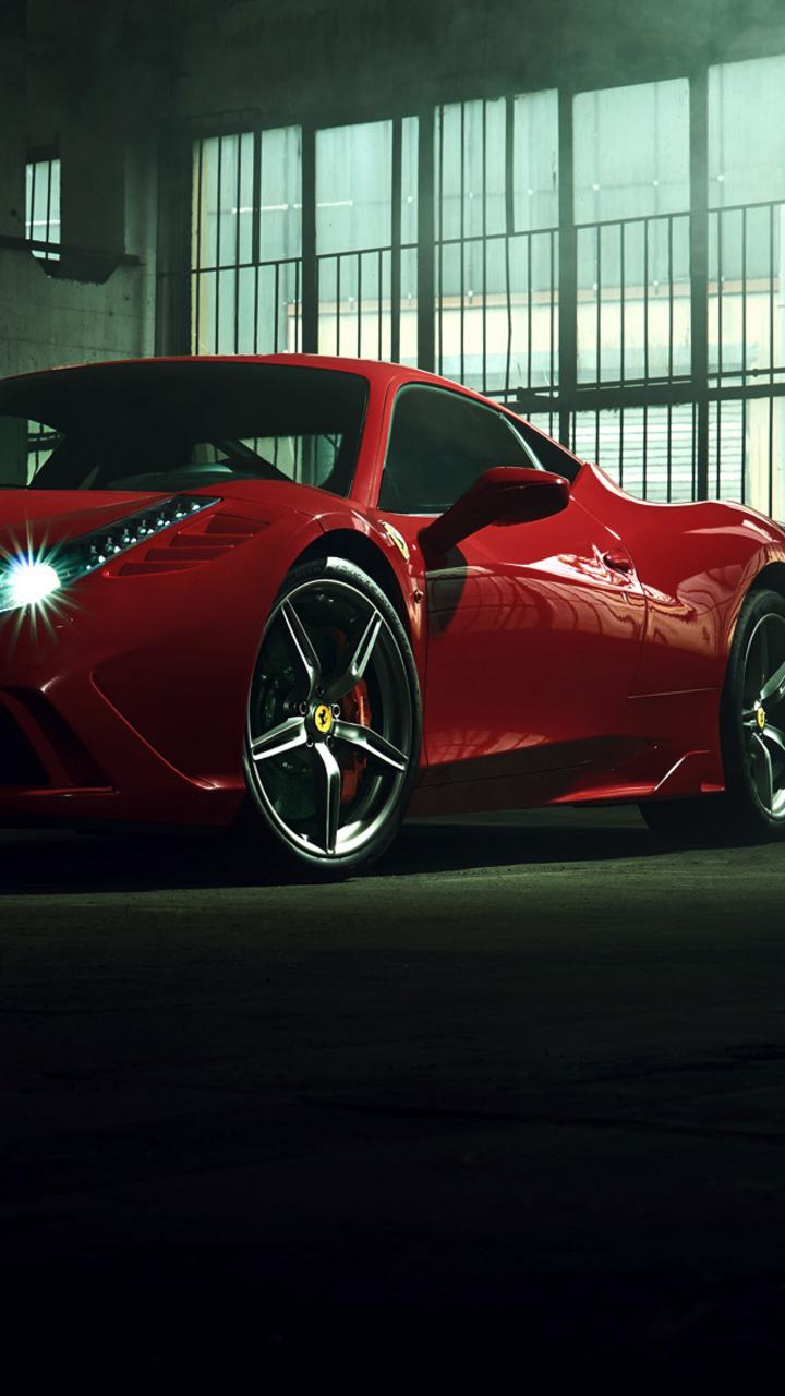 ferrari 458 2018 3h 720x1280 - Fondos de pantalla de Ferrari