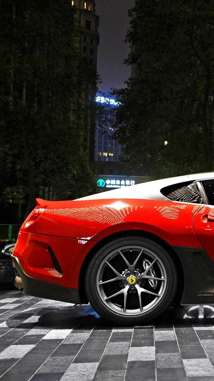 ferrari 599 720x1280 - Fondos de pantalla de Ferrari