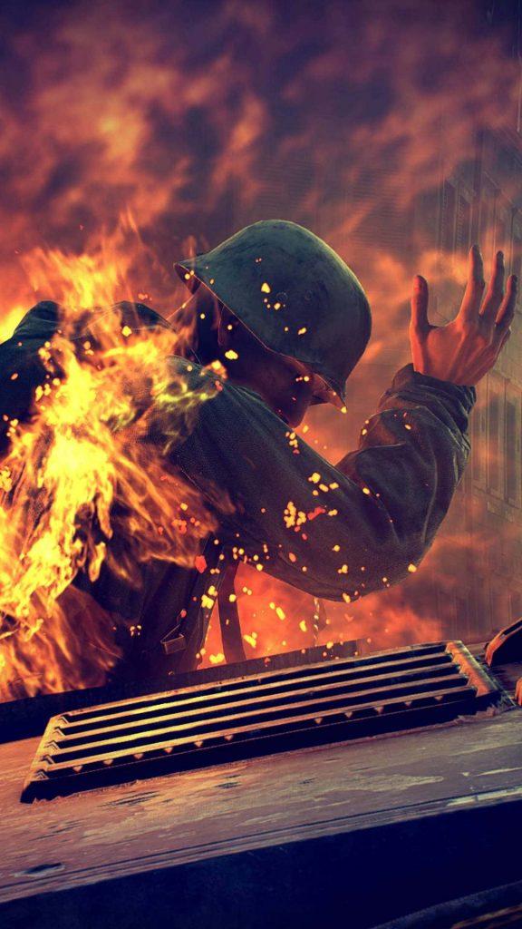battlefield v 5k b7 1080x1920 576x1024 - Fondos de Pantalla de Videojuegos de Guerra