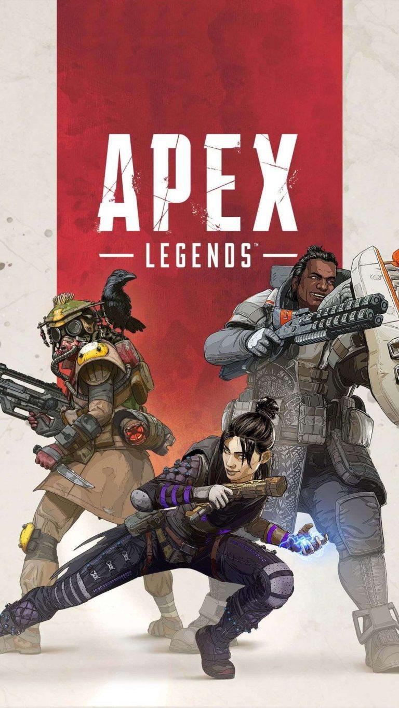 22 Fondos de Pantalla del juego Apex Legends