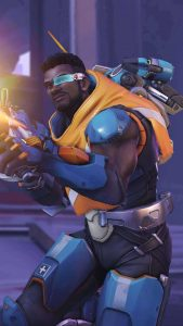 baptiste overwatch video game tb 1080x1920 169x300 - 43 Fondos de pantalla de Overwatch para android