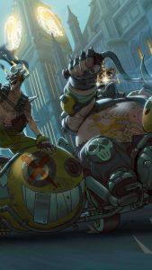 fondos de pantalla de overwatch 12 169x300 - 43 Fondos de pantalla de Overwatch para android