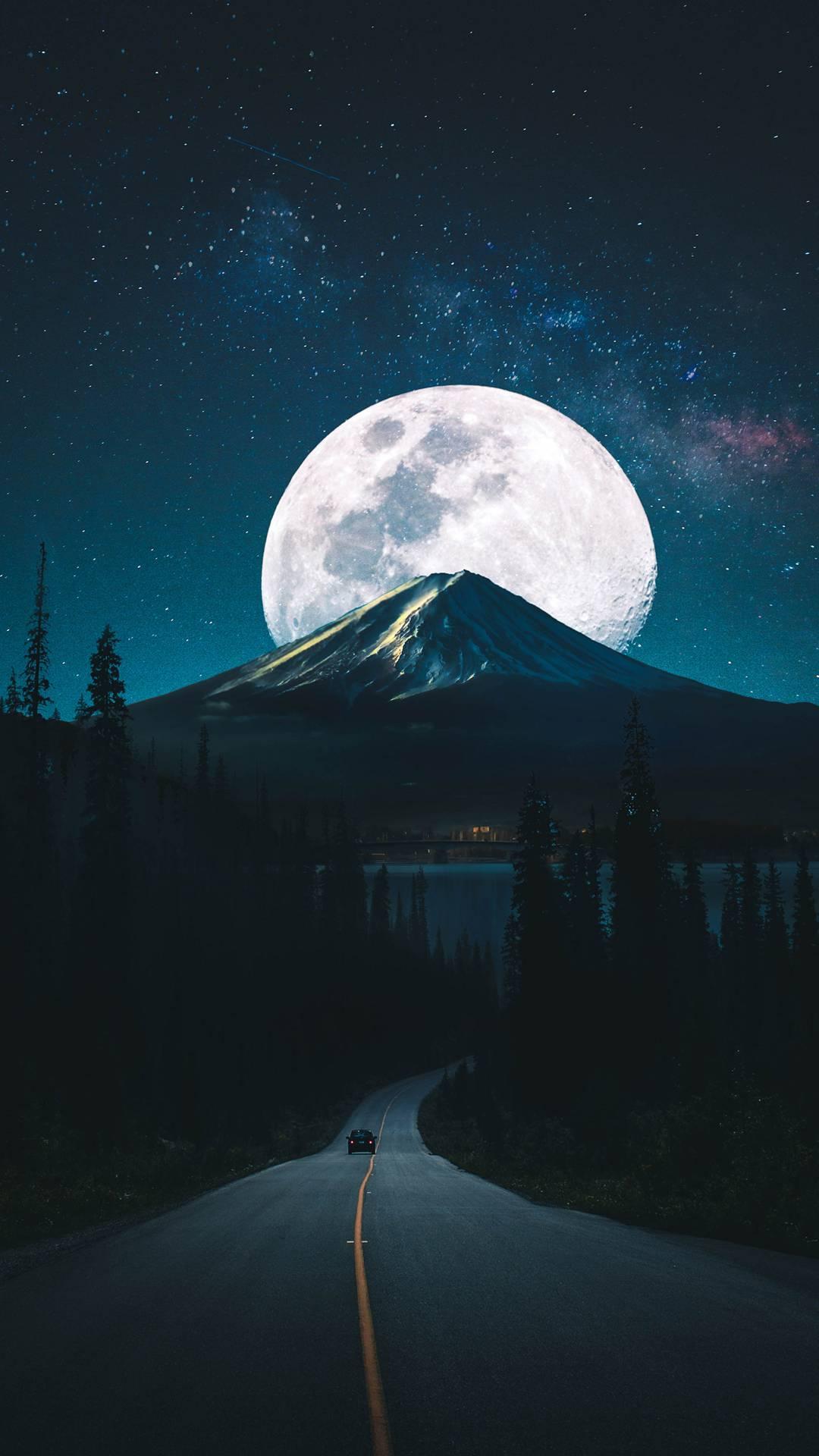 Mountain Moon 8a0a0f10 4914 4150 bad8 d7b51afe41f5 - Pack de Fondos de Pantalla de Montañas