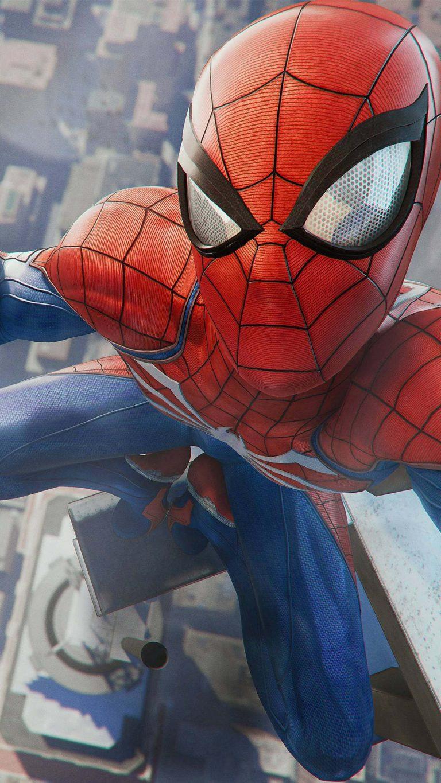 Spiderman PS4 be985503 fed0 440f 8470 c2258003d7b1 768x1365 - Pack de Fondos de pantalla Spiderman para celular