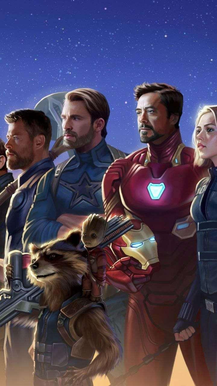 aven2 - Pack Fondos de pantalla de Avengers