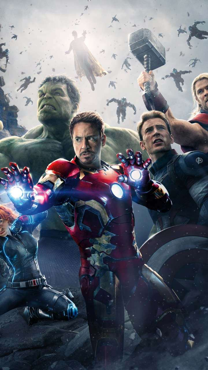 aven4 - Pack Fondos de pantalla de Avengers
