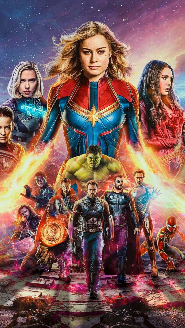 aven5 - Pack Fondos de pantalla de Avengers