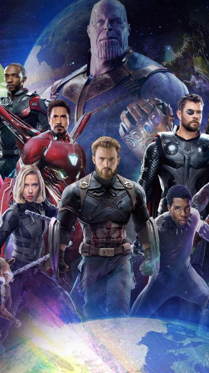 aven6 - Pack Fondos de pantalla de Avengers