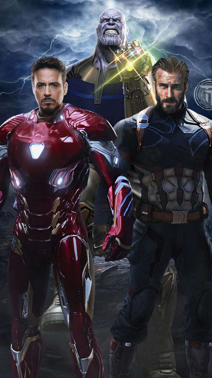aven7 - Pack Fondos de pantalla de Avengers