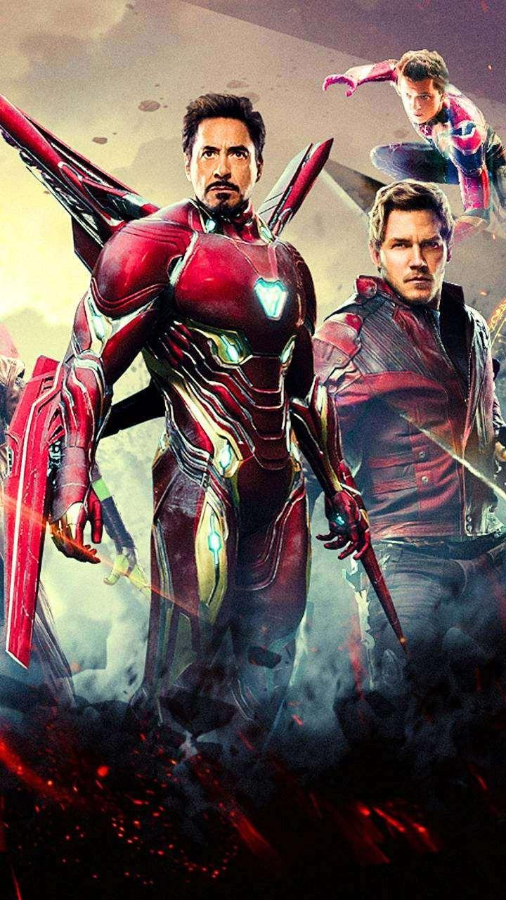 aven9 - Pack Fondos de pantalla de Avengers