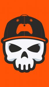 gamer skull minimal 4k hx 1080x1920 169x300 - Descarga los mejores fondos de pantalla HD
