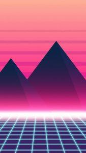 pyramid minimal art 4k o4 1080x1920 169x300 - Pack de Fondos de Pantalla Minimalistas (+100 Imagenes)