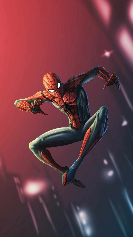 spiderman comics pc 1080x1920 1 768x1365 - Pack de Fondos de pantalla Spiderman para celular