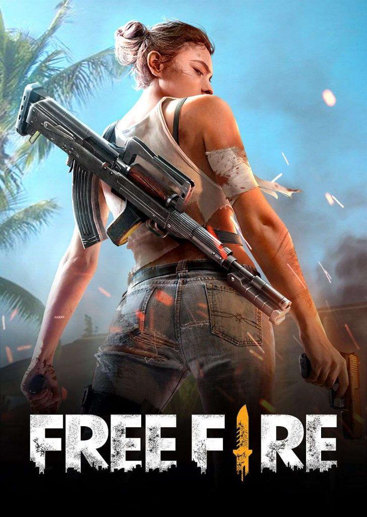 free fire 728x1024 - Fondos de Pantalla Free Fire