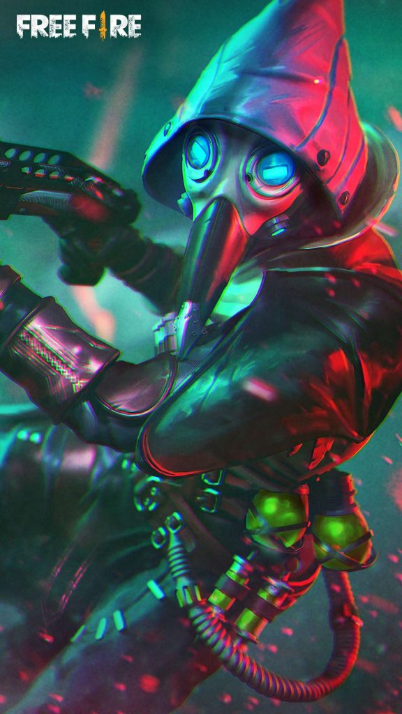free fire 4 576x1024 - 25 Fondos de Pantalla de los mejores videojuegos para tu celular