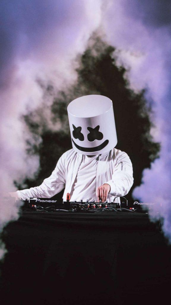 marshmello music festival 2017 gc 1080x1920 1 576x1024 - Fondos de Pantalla de Marshmello