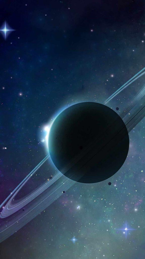 planet solar space art 4k zd 1080x1920 1 576x1024 - 40 Fondos de Pantalla de el Espacio