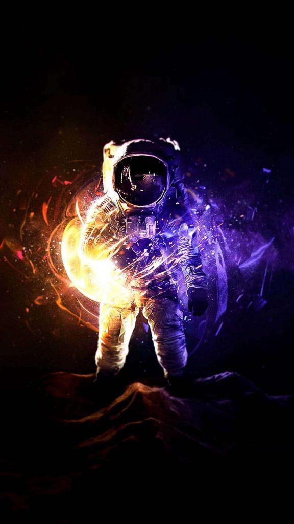 scifi astronaut 5k ul 1080x1920 1 576x1024 - 15 Fondos de Pantalla de Astronautas