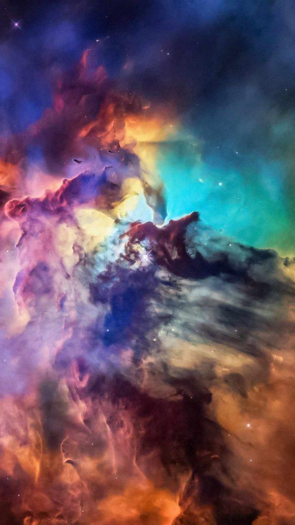 space colorful art 4k a4 1080x1920 1 576x1024 - 40 Fondos de Pantalla de el Espacio