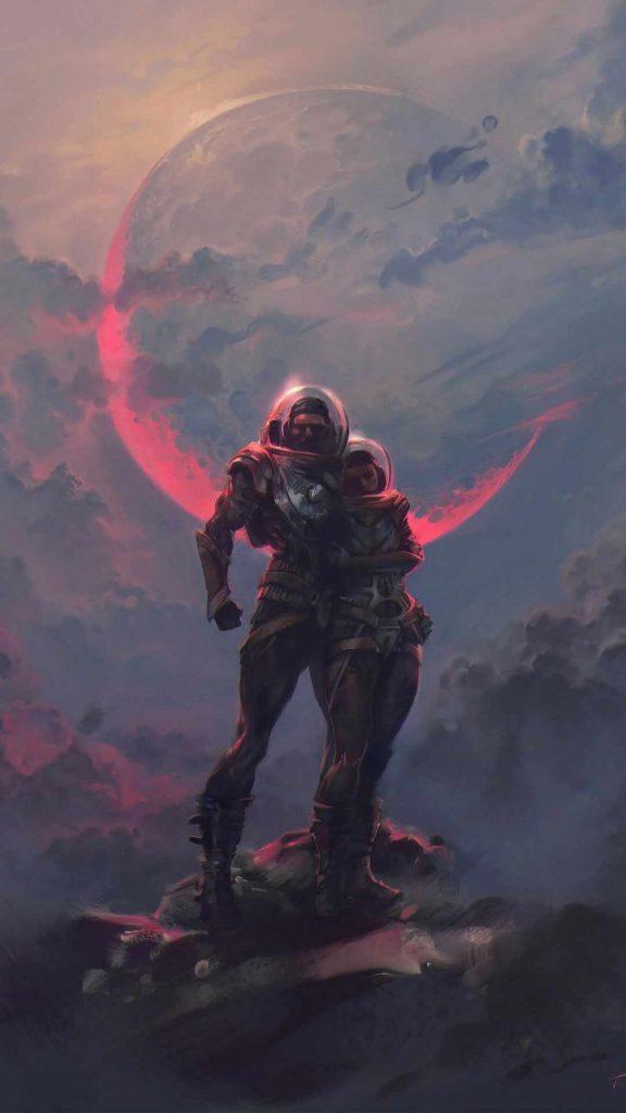 space lovers 4k cb 1080x1920 1 576x1024 - 40 Fondos de Pantalla de el Espacio