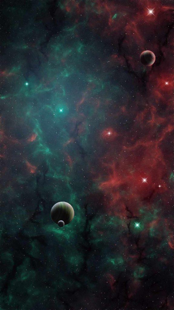 space planets universe 134628 1080x1920 576x1024 - 40 Fondos de Pantalla de el Espacio