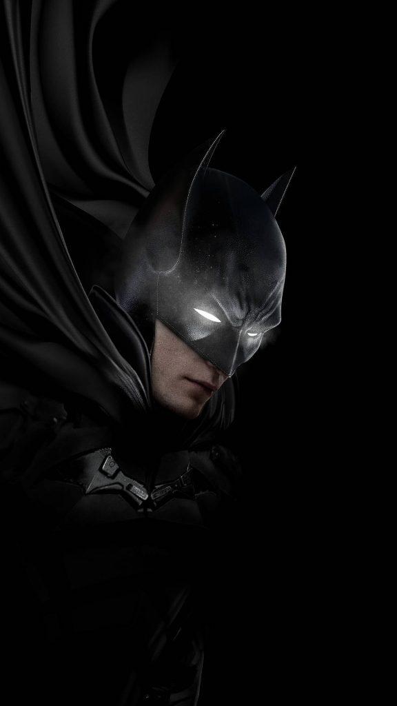 batman robert pattinson 4k artwork 2r 1080x1920 1 576x1024 - 27 Fondos de Pantalla Negros para ahorrar bateria
