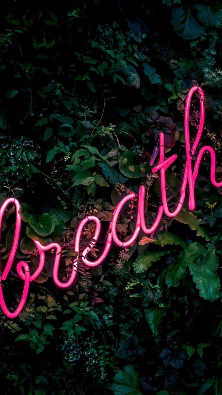breathe nature pink hm 1080x1920 1 768x1365 - +84 Fondos de Pantallas femeninos (para chicas)