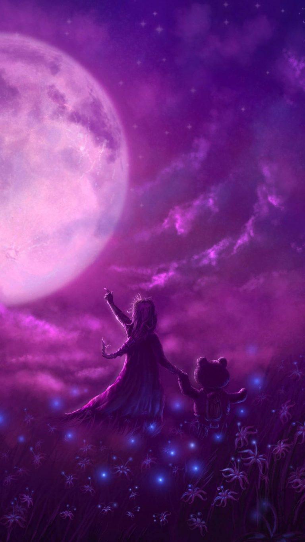 in dreamy land od 1080x1920 1 768x1365 - +84 Fondos de Pantallas femeninos (para chicas)