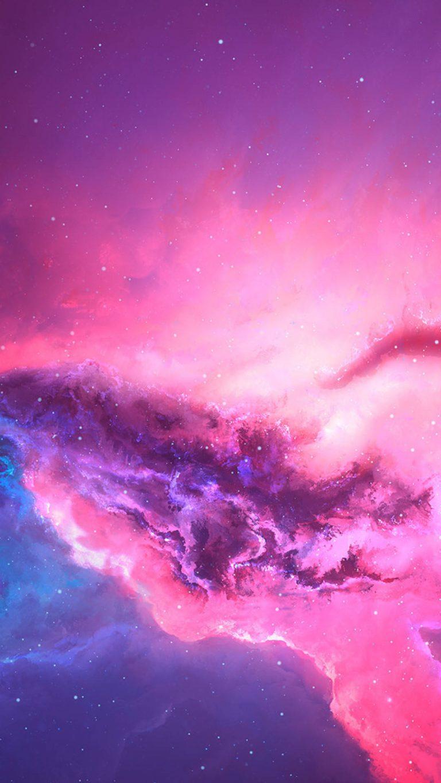 pink red nebula space cosmos 4k 7m 1080x1920 1 768x1365 - +84 Fondos de Pantallas femeninos (para chicas)