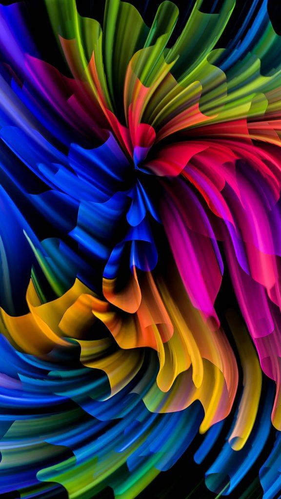 texture abstraction multicolor wy 1080x1920 1 576x1024 - 27 Fondos de Pantalla en alta definicion para tu celular