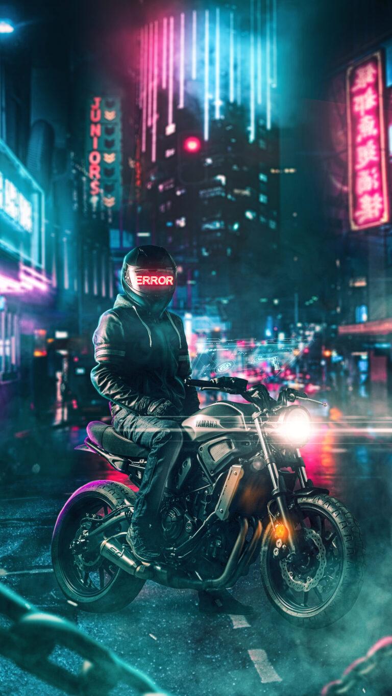 yamaha rider 23 1080x1920 1 768x1365 - Los Mejores Fondos de Pantalla de Motocicletas