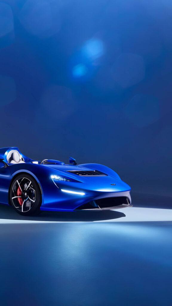 mclaren blue 73 1080x1920 1 576x1024 - 50 Fondos de pantalla de McLaren para android