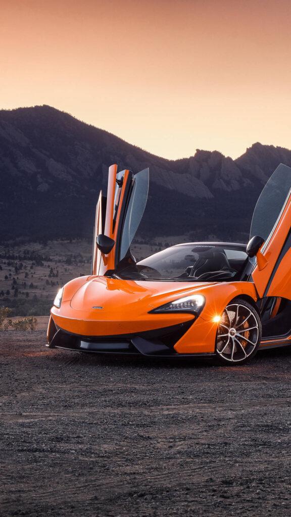 orange mclaren 4k 9m 1080x1920 1 576x1024 - 50 Fondos de pantalla de McLaren para android